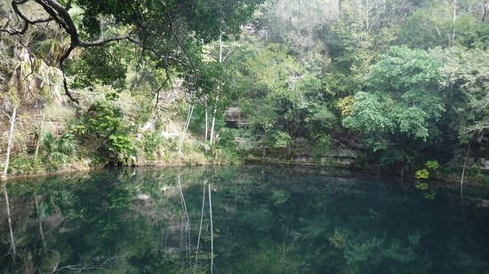 Cenote Kax Ek