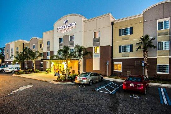 Candlewood Suites East Merril Road Hotel