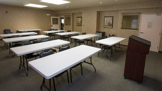 Candlewood Suites Joplin Hotel: Meeting room
