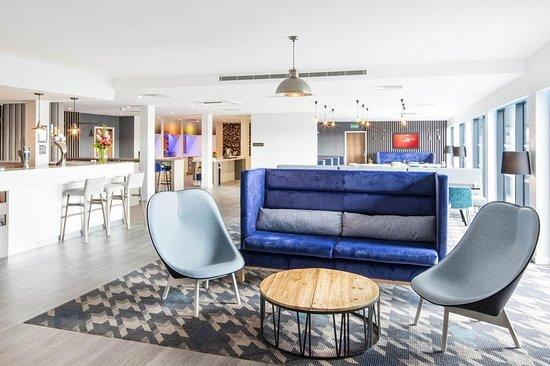 Kirmington, UK: Bar/Lounge