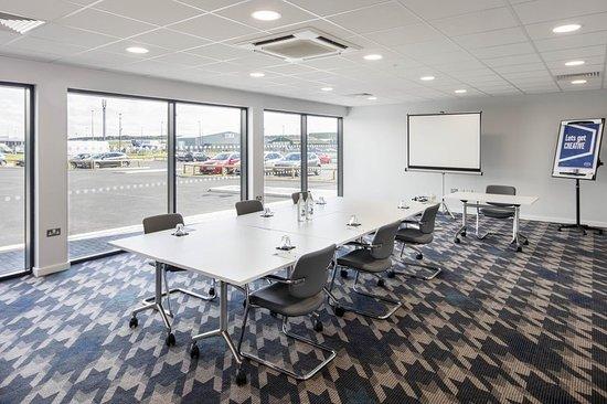 Kirmington, UK: Meeting room