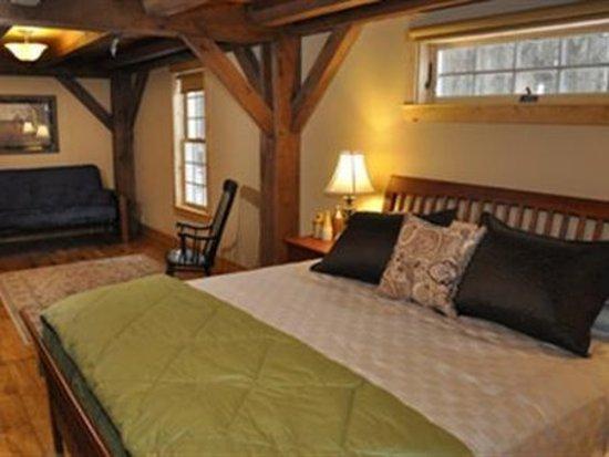 Fairfax, VT : Guest room