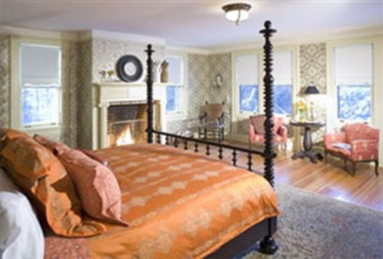 Colebrook, CT: Guest room