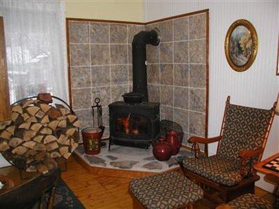 Lowell, Вермонт: Guest room