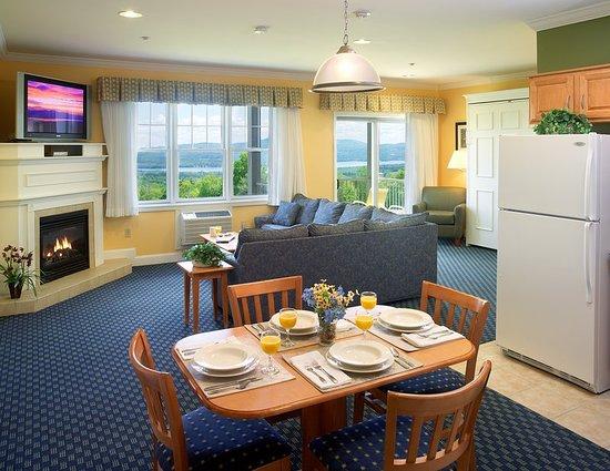 Sanbornton, NH: Guest room