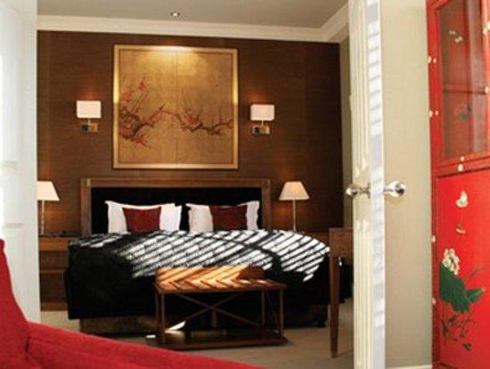 St Michael's Manor Hotel: Suite