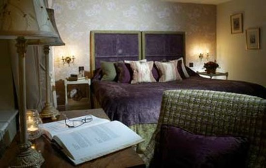 Ston Easton, UK: Guest room