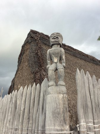 Honaunau, Hawái: site