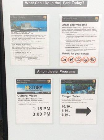 Honaunau, HI: tours schedule