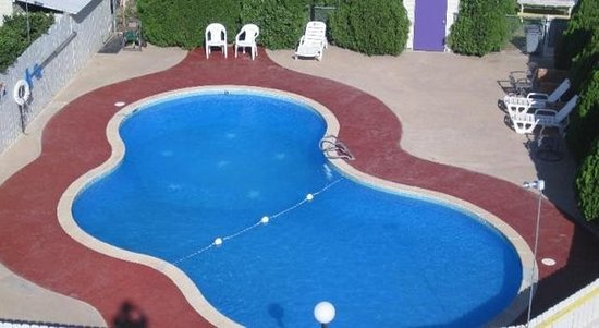 Merkel, TX: Pool