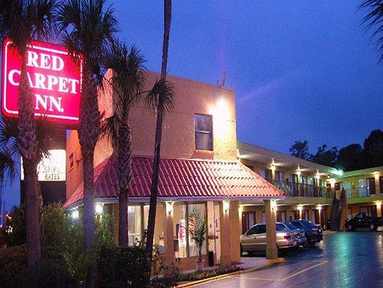 Red Carpet Inn St Augustine