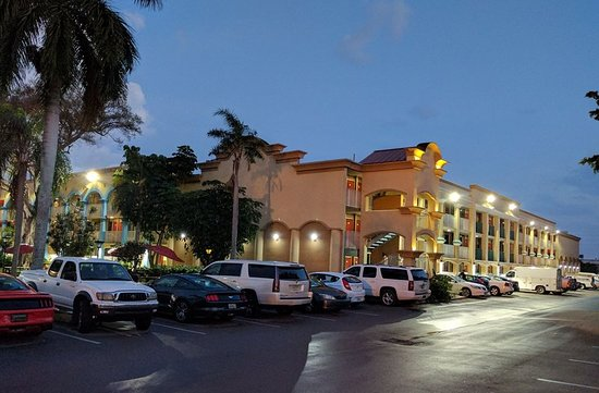 Red Carpet Inn Fort Lauderdale Airport Updated 2018