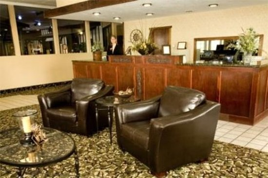 FairBridge Inn & Suites Idaho Falls: Lobby