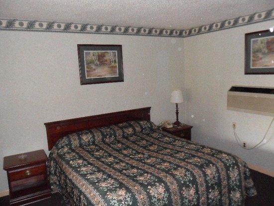 Red Carpet Inn Brooklawn: Guest room