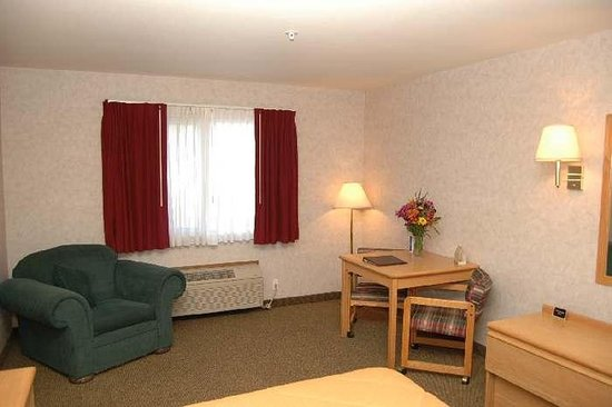 Hines, Орегон: Guest room