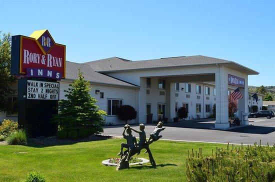 Hines, Орегон: Exterior