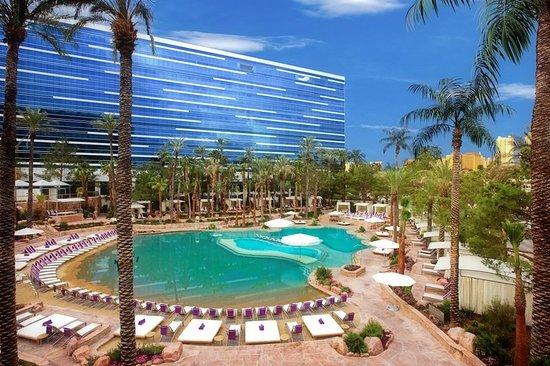 Hard Rock Hotel And Las Vegas Beach
