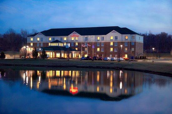 HILTON GARDEN INN ST. LOUIS CHESTERFIELD $106 ($̶1̶1̶7̶)   Updated 2018  Prices U0026 Hotel Reviews   MO   TripAdvisor Ideas