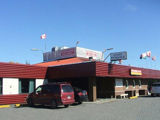 Whitefish, Kanada: Exterior