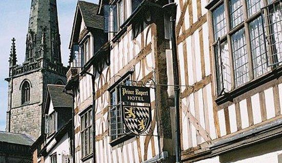 datation Shrewsbury Shropshire