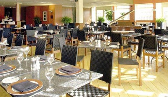 Gomersal, UK: Restaurant