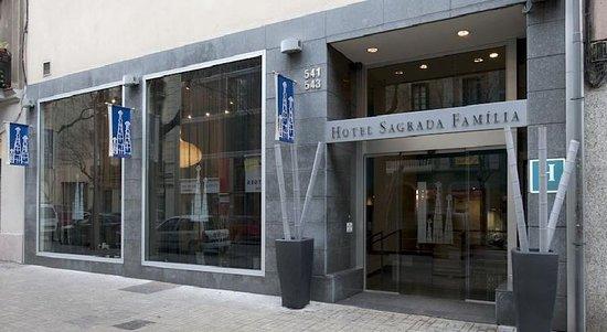 Sala Fumatori Aeroporto Barcellona : Hotel sagrada familia barcellona spagna prezzi e recensioni