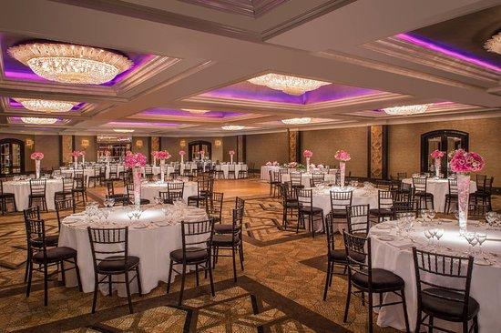 Jumeirah Carlton Tower: Ballroom