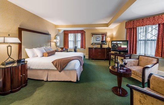 Wayne, PA: Guest room