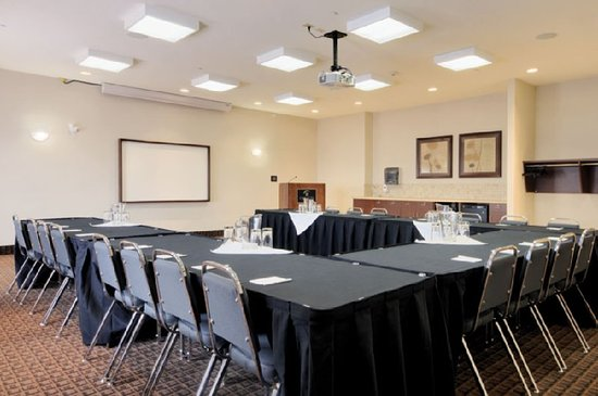 Weyburn, Canada: Meeting room