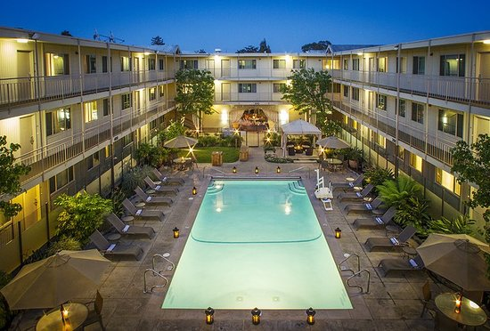 Corte Madera, كاليفورنيا: Pool