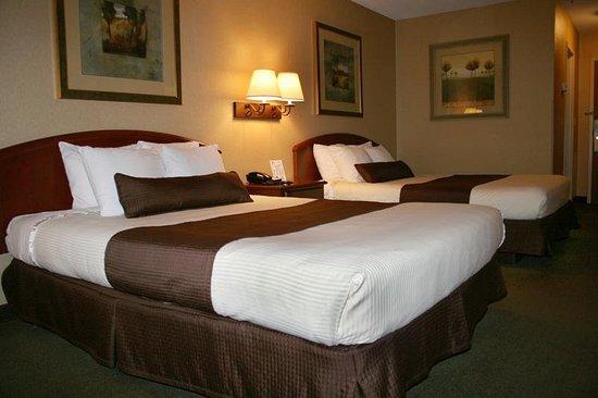 ทีฟริเวอร์ฟอลส์, มินนิโซตา: Guest room