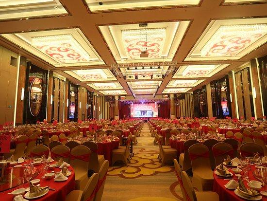 Shishi, China: Meeting room
