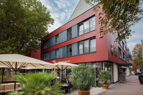 Designhotel am stadtgarten freiburg im breisgau almanya for Designhotel stadtgarten freiburg