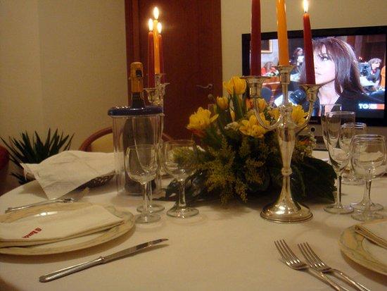 رانش بالاس هوتل: Restaurant