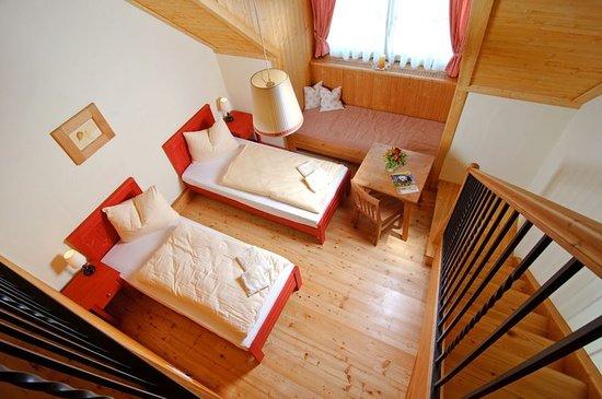 Weissbriach, Austria: Guest room