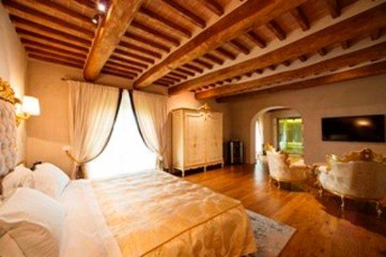 La Dogana, Itália: Suite