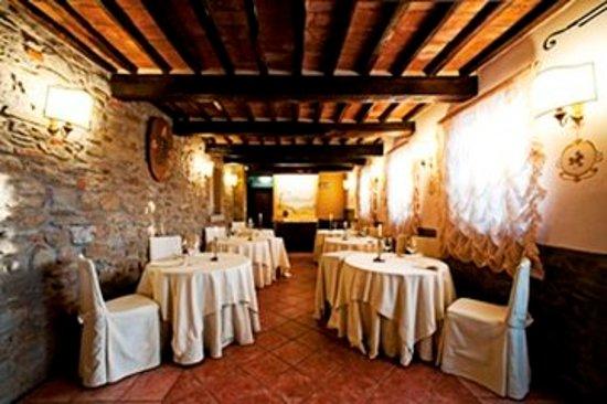 La Dogana, Itália: Lobby