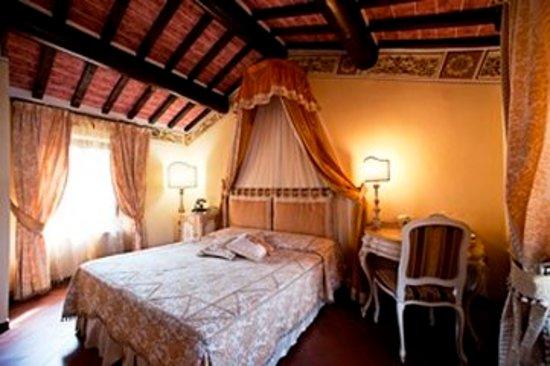 La Dogana, Itália: Guest room