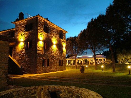 La Dogana, Itália: Exterior