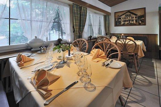 Stettlen, Switzerland: Restaurant