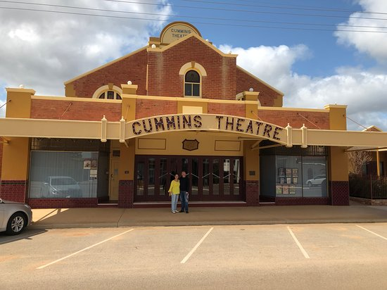 the Cummins Theatre Merredin
