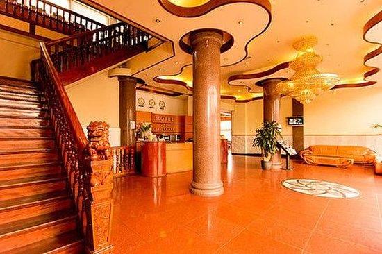 Nieuw Slotania Hotel: Lobby