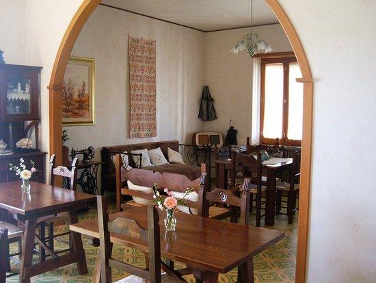 Lunamatrona, Italy: Bar/Lounge