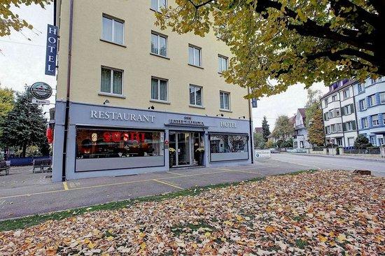 Hotel Balegra  B U00e2le  Canton De B U00e2le  Suisse    Voir Les