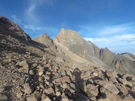 Polemark Tours: Mount Kenya in the Morning
