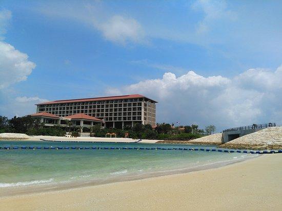 最高のビーチリゾートホテルです!