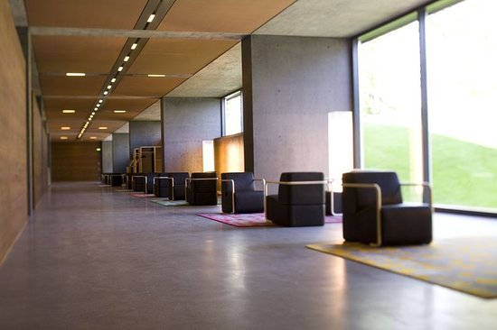 Rüschlikon, Schweiz: Lobby