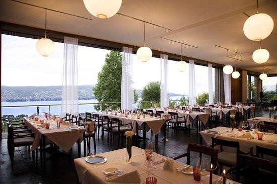Rüschlikon, Schweiz: Restaurant