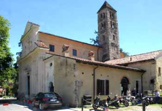 Luino, Italie : S. Pietro in Campagna