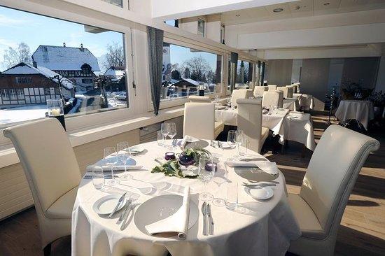 Sigriswil, Schweiz: Restaurant